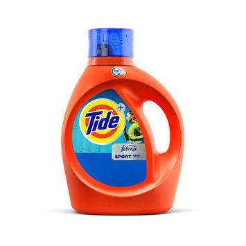 Tide Plus Febreze Sport Odor Defense™ Liquid Laundry Detergent