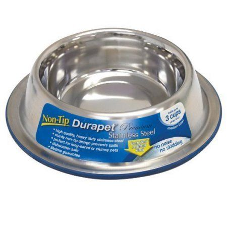 Our Pets DURAPET NON TIPS MEDIUM-92827