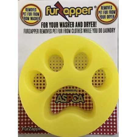 Baja Industries, Llc FurZapper Pet Hair Remover For Laundry - Bonus 2 Pack