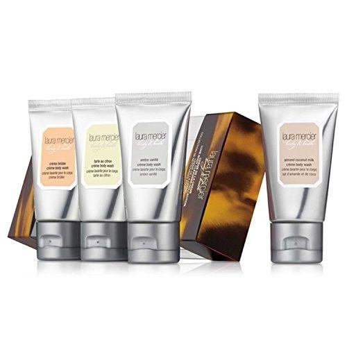 Laura Mercier Limited Edition Crème de la Crème Luxe Body Cleanser Collection, 30 mL