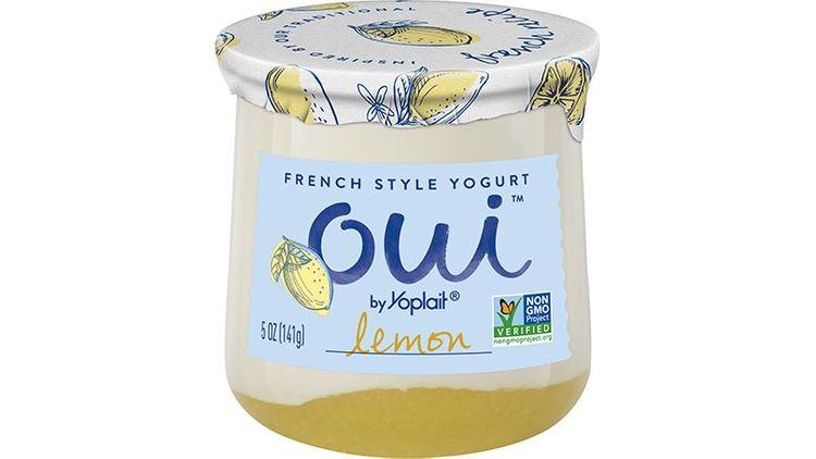 Oui™ by Yoplait® French Style Yogurt Lemon 5 oz