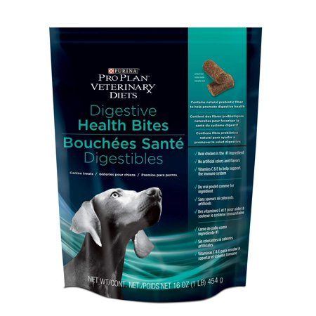 Purina Veterinary Digestive Health Bites for Dogs (16 oz)