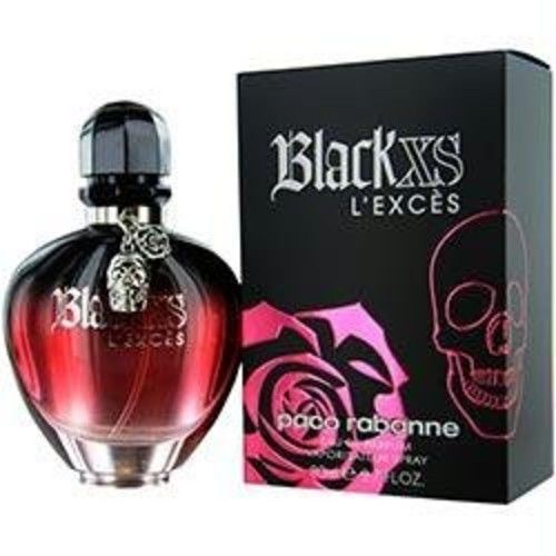Paco Rabanne Black Xs L'exces Eau De Parfum Spray 50ml/1.6oz