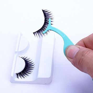 OVERMAL Hot False Eyelashes Extension Applicator Remover Clip Tweezer Nipper Beauty Tool