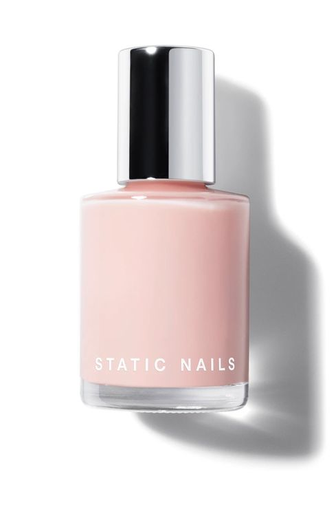 Static Nails Liquid Glass Nail Lacquer - Mademoiselle