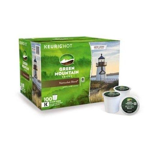 Green Mountain Coffee, Nantucket Blend (100 K-Cups)