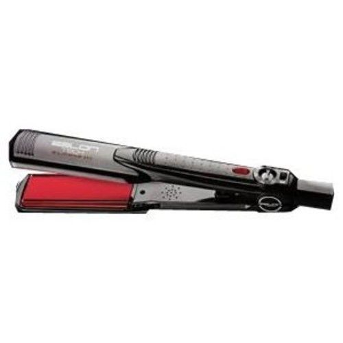 SALON TECH Xtreme Silicone Flat Iron - Triple Silicone Bar Technology And Adjustable Temperature Settings To Achieve A Perfectly Sleek And Smooth Look in One-Pass ( 450 Degree, 1.5 Inch )