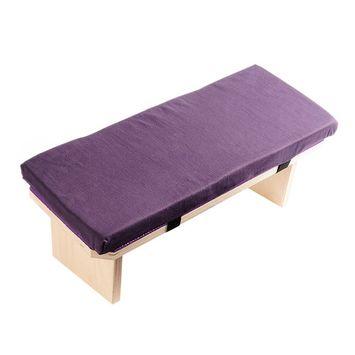 Hugger Mugger Meditation Bench
