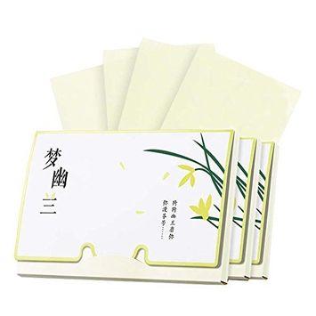 Portable Design Oil Control Blotting Paper, Ylang Scent, 300 sheets