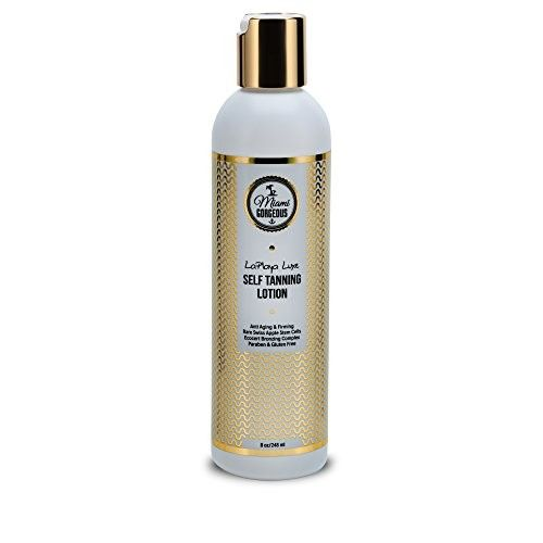 Miami Gorgeous Self Tanning Lotion, LaPlaya Luxe Natural Best Self Tanner for Instant Bronzing Touch & Streak Free Tan, Best Bronzer Sunless Tanner...