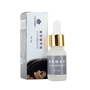 Hunputa Best Treatment for Hair Loss, Thinning Hair.10ml Moisturizing Nourish Scalp Smooth Dry Repair Treatment Hair Care Essence Dense Regrowth Essence