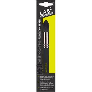 Pacific World Corporation L.A.B.2 Live and Breathe Beauty Don't Get Mad, Get Even Foundation Brush