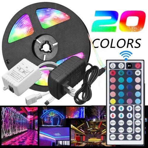 HighlifeS TV LED Light Strip, 30 LED TV Backlight Strip, USB Bias Monitor Lighting, Changing Color Strip Kit, Accent Light Set, Waterproof Bias Lighting For TV Desktop PC