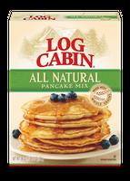 Log Cabin All Natural Pancake Mix