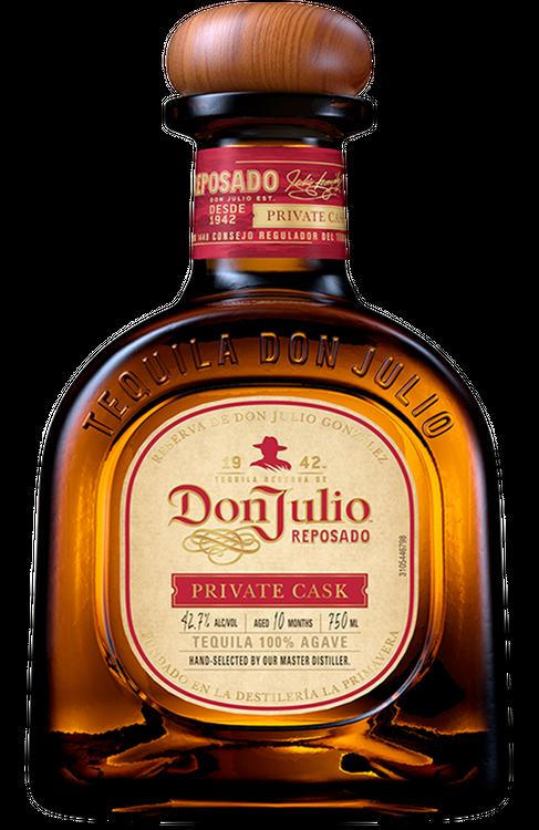 Don Julio Reposado Private Cask Tequila