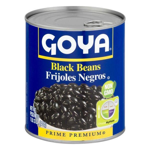 Goya® Black Beans Prime Premium
