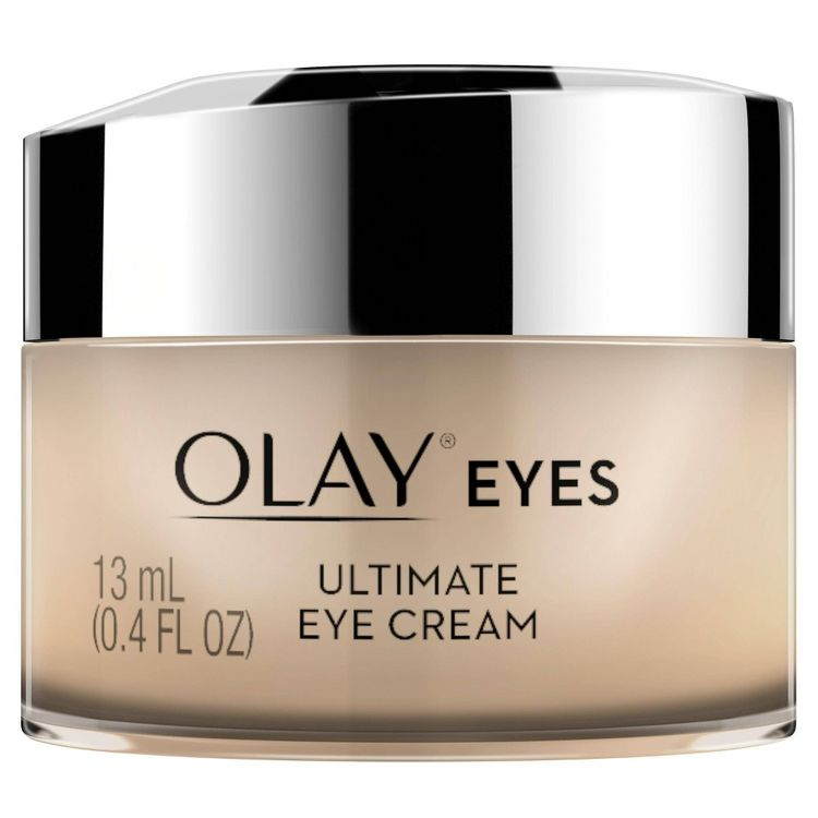 Olay Ultimate Eyes Cream | For Wrinkles, Puffy Eyes And Dark Circles | Fragrance Free