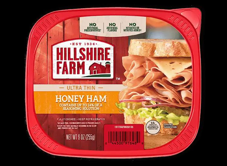 Hillshire Farm Ultra Thin Sliced Honey Ham Reviews 2021