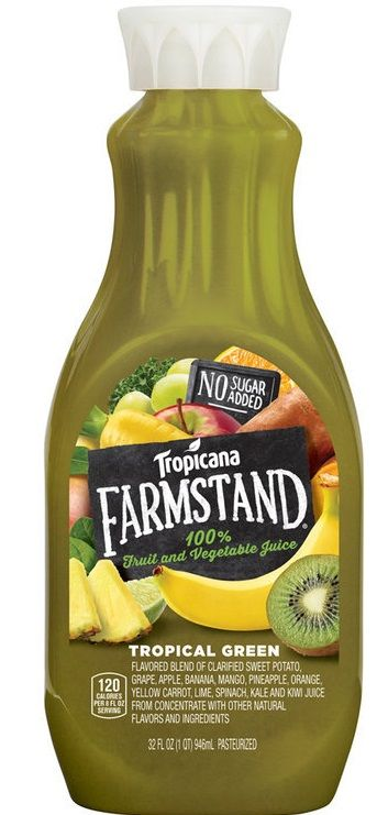 Tropicana® Farmstand Tropical Green