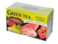 Celestial Seasonings® Green Tea Raspberry Gardens with White Tea