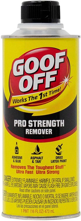 Goof Off Pro Strength Remover