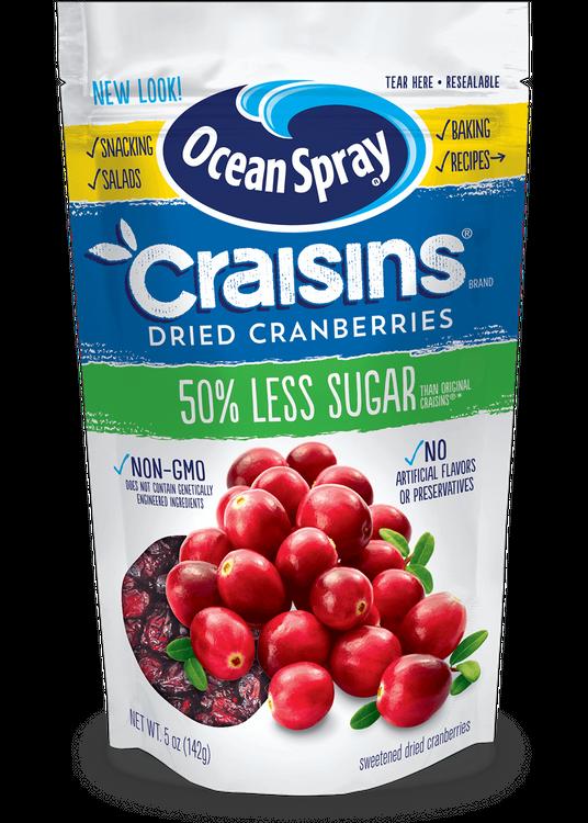 Reduced Sugar Craisins® Dried Cranberries