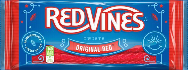 Slide: Red Vines Original Red