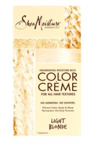 SheaMoisture Nourishing Moisture-Rich Color Crème