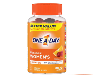 One A Day Women's VitaCraves Gummies