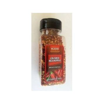Blazin Blends Crushed Red Pepper Seasoning 3 Ounces