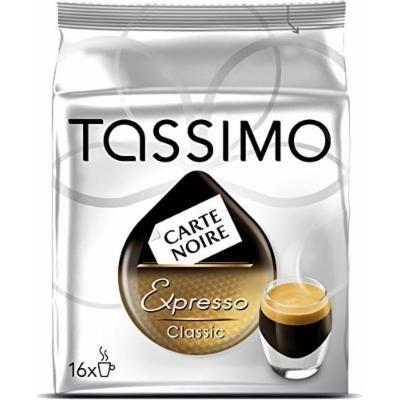 Tassimo Carte Noire Expresso Classic T-Discs