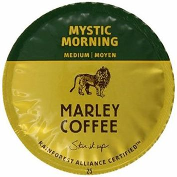 Marley Coffee Mystic Morning Keurig K-Cups, 48 Count