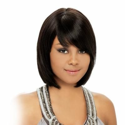 It's A Wig 100% Human Hair Wig Indian Remi Natural First Lady Color 2