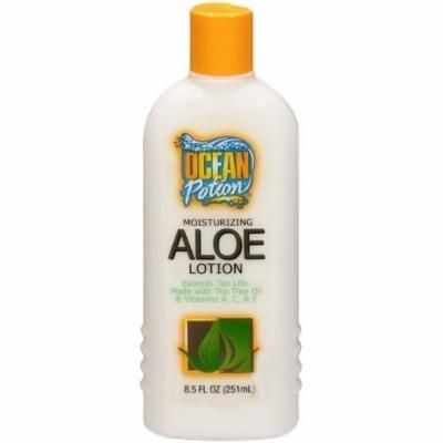 Ocean potion Moisturizing aloe lotion 8.5oz (pack of 2)