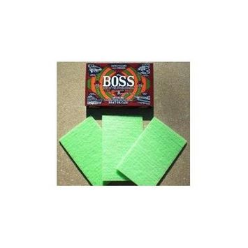 Boss Scrubber Sponge, Pack of 3 for the Price of 2!