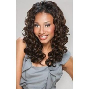 Q CANON LONG 5PCS - MilkyWay Que Human Hair MasterMix Weave Extensions #4/30