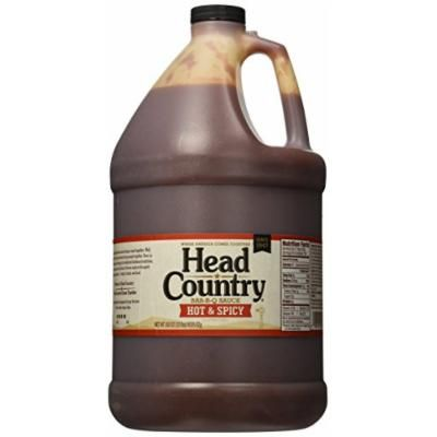 Head Country Hot and Spicy BBQ Sauce, 160 Fluid Ounce