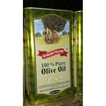 Supremo Italiano: Olive Oil 2/101.4 Oz. Cans
