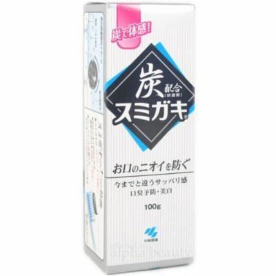 Kobayashi Japan Charcoal Powder Power Toothpaste Tooth Care 100g