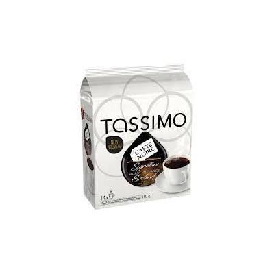 Tassimo Carte Noire Signature Roast (Pack of 4)