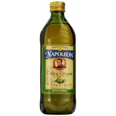 Glass Napoleon Extra Virgin Olive Oil, 33.8 Ounce