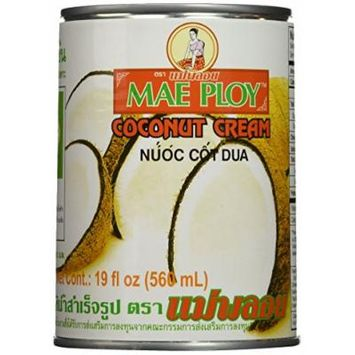 Mae Ploy Coconut Milk Pack of 4 Cans 560 Ml Ea.