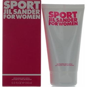 Jil Sander Sport by Jil Sander For Women. Body Lotion 5-Ounces
