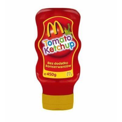 European McDonald's Tomato Ketchup -450 ml -