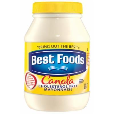 Best Foods Canola Mayonnaise
