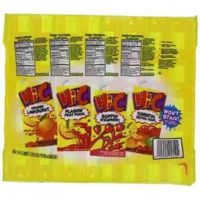 Hi-C Fruit Juice Variety Pack, 270 Ounce