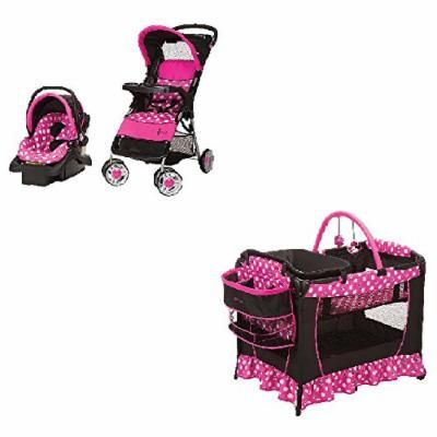 Disney Baby Gear Stroller And Travel System Bundle With Stroller