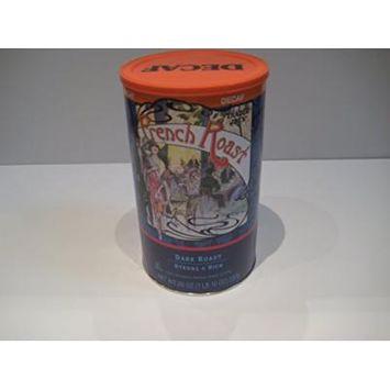 Trader Joe's French Roast Decaf Coffee, 26oz. Dark Roast Strong & Rich. 100% Arabica Whole Bean Coffee