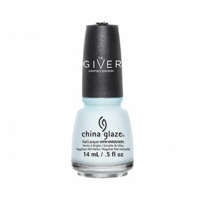 China Glaze The Giver Nail Lacquer, New Birth, 0.5 Ounce