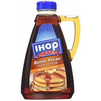 Ihop At Home Butter Pecan Flavored Syrup, 24 Oz.